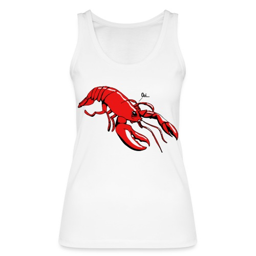 Lobster - Women's Organic Tank Top by Stanley & Stella