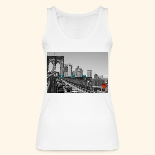 Brooklyn bridge - Top ecologico da donna di Stanley & Stella