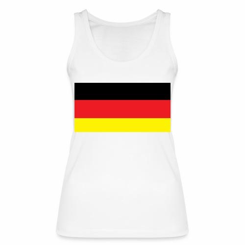 Deutschland Weltmeisterschaft Fußball - Frauen Bio Tank Top von Stanley & Stella