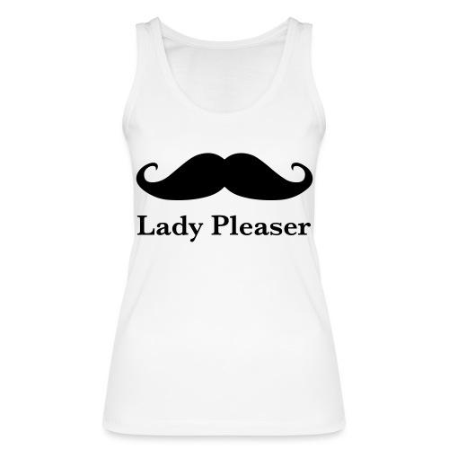 Lady Pleaser T-Shirt in Green - Women's Organic Tank Top by Stanley & Stella