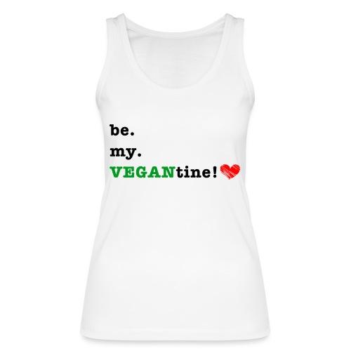 VEGANtine Green - Women's Organic Tank Top by Stanley & Stella