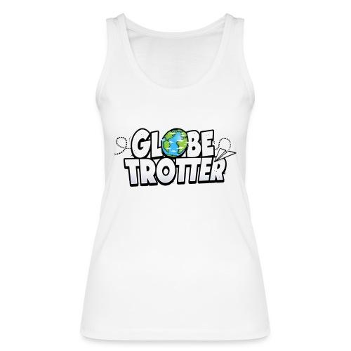 Globe Trotter - Typo - Débardeur bio Femme