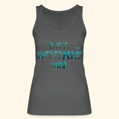 Let The Wookie Win, design 2. - Økologisk Stanley & Stella tanktop til damer