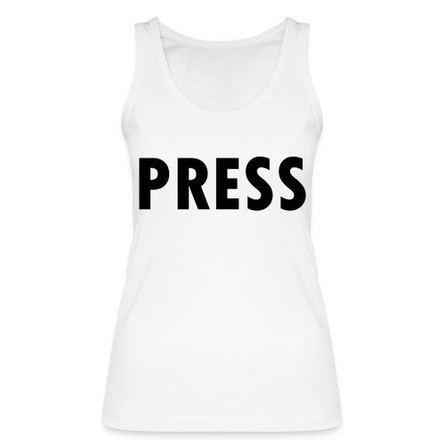 press - Frauen Bio Tank Top von Stanley & Stella