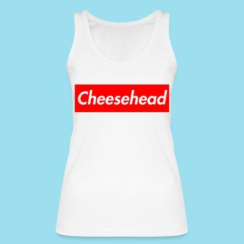 CHEESEHEAD Supmeme - Frauen Bio Tank Top von Stanley & Stella