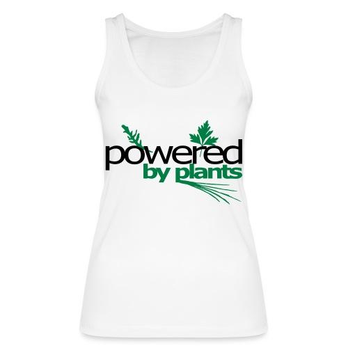 POWERED BY PLANTS - Frauen Bio Tank Top von Stanley & Stella
