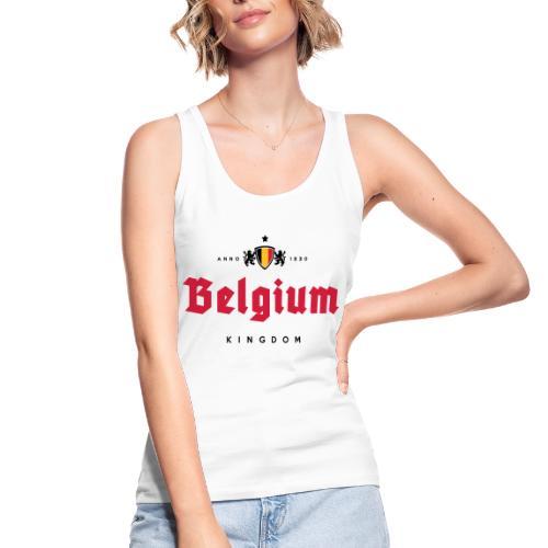 Bierre Belgique - Belgium - Belgie - Débardeur bio Femme