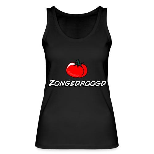 ZONGEDROOGD - Vrouwen bio tanktop van Stanley & Stella