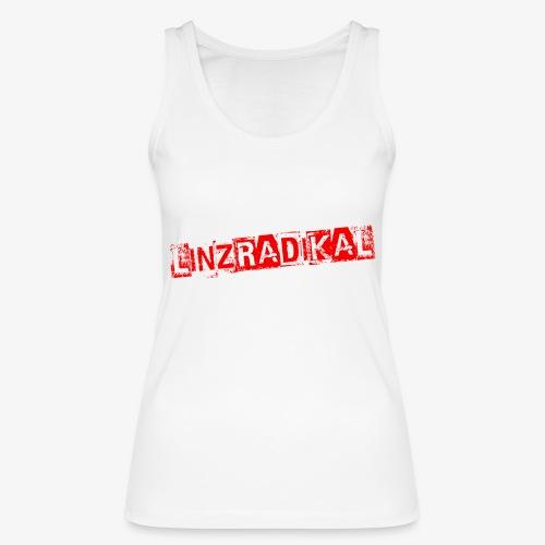 Linzradikal rot - Frauen Bio Tank Top von Stanley & Stella