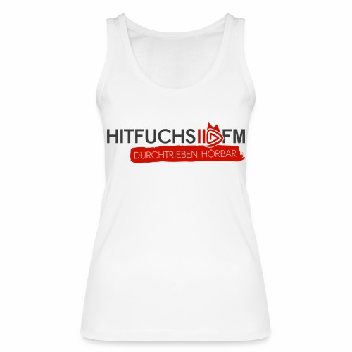 HitFuchs logo + slogan - Women's Organic Tank Top by Stanley & Stella