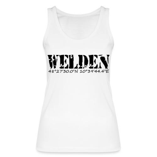WELDEN_NE - Frauen Bio Tank Top von Stanley & Stella