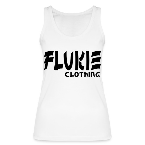 Flukie Clothing Japan Sharp Style - Women's Organic Tank Top by Stanley & Stella