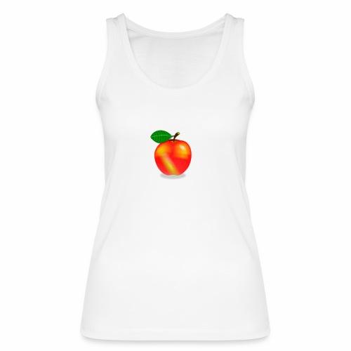 Apfel - Frauen Bio Tank Top von Stanley & Stella
