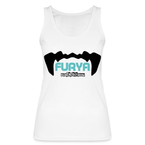 Logo Furya NOIR - Débardeur bio Femme