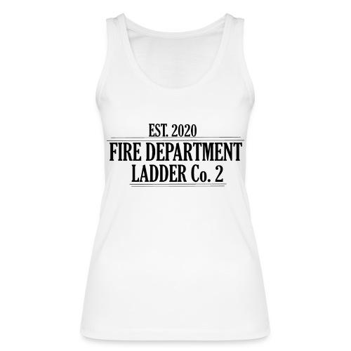 Fire Department - Ladder Co.2 - Økologisk Stanley & Stella tanktop til damer