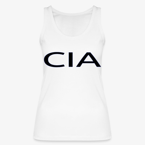 CIA - Women's Organic Tank Top by Stanley & Stella