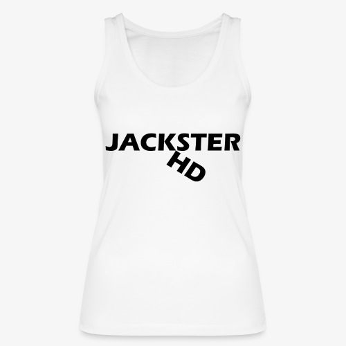 jacksterHD shirt design - Women's Organic Tank Top by Stanley & Stella