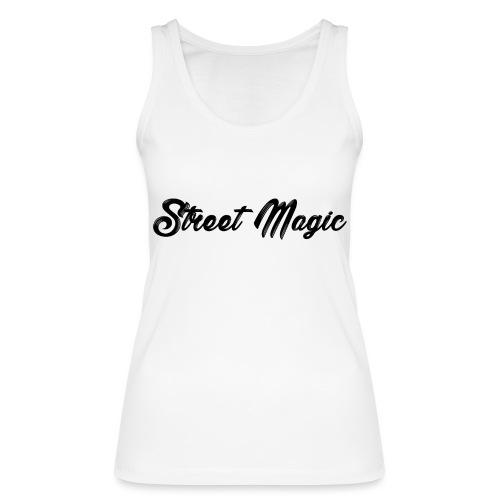 StreetMagic - Women's Organic Tank Top by Stanley & Stella