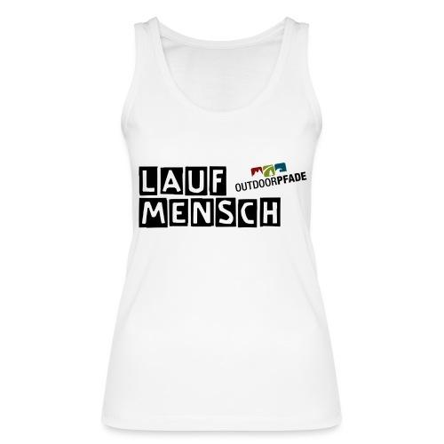 LaufMensch#01 - Frauen Bio Tank Top von Stanley & Stella