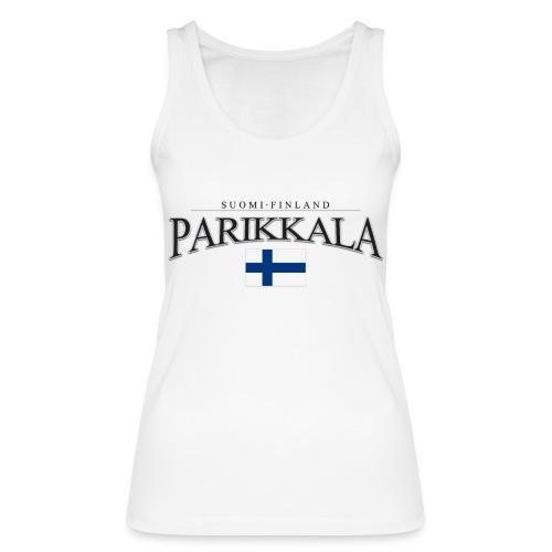 Suomipaita - Parikkala Suomi Finland - Stanley & Stellan naisten luomutanktoppi