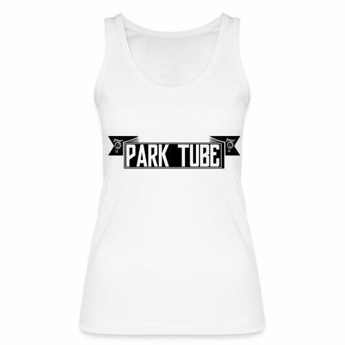 ParkTube Banner schwarz - Frauen Bio Tank Top von Stanley & Stella
