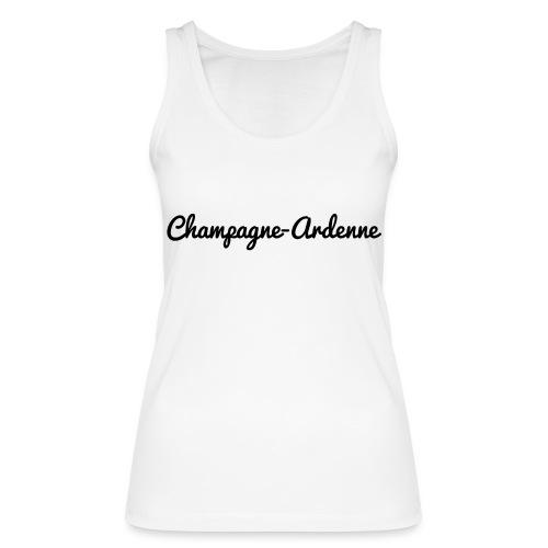 Champagne-Ardenne - Marne 51 - Débardeur bio Femme