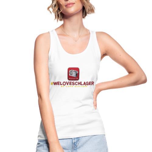 WeLoveSchlager de - Frauen Bio Tank Top von Stanley & Stella