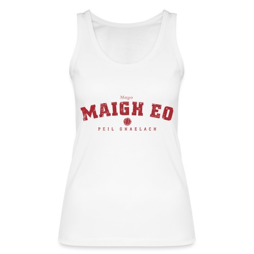 mayo vintage - Women's Organic Tank Top by Stanley & Stella