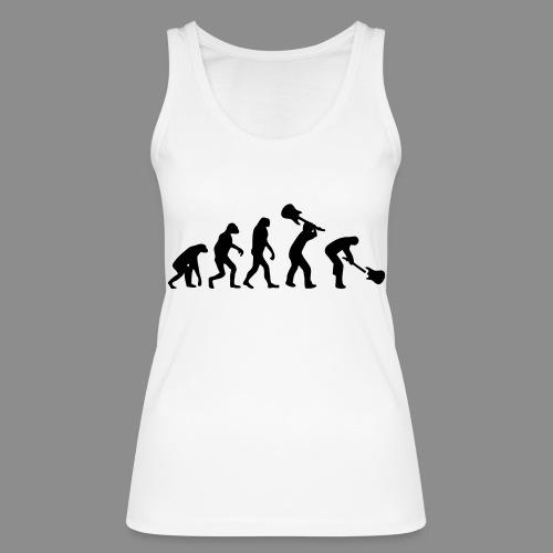 Evolution Rock - Camiseta de tirantes ecológica mujer de Stanley & Stella
