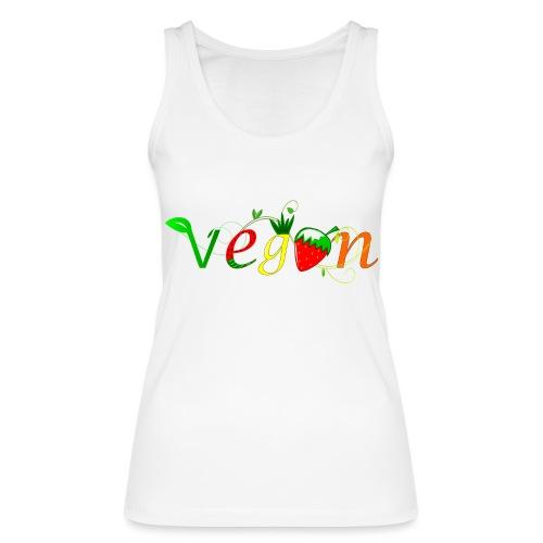 Vegan - Camiseta de tirantes ecológica mujer de Stanley & Stella