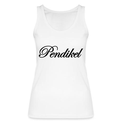 Pendikel Schriftzug (offiziell) T-Shirts - Frauen Bio Tank Top von Stanley & Stella