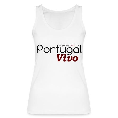 Portugal Vivo - Débardeur bio Femme
