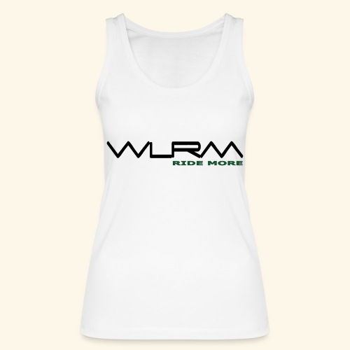 WLRM Schriftzug black png - Frauen Bio Tank Top von Stanley & Stella