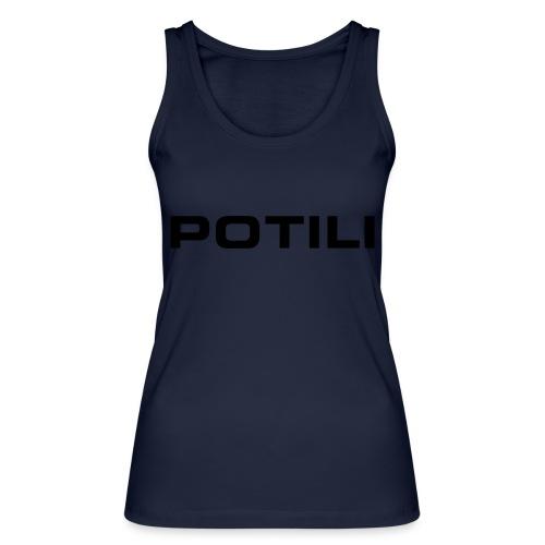 Potili - Women's Organic Tank Top by Stanley & Stella