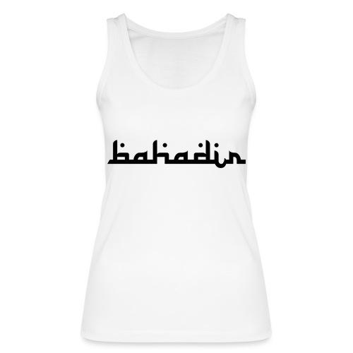 bahadir logo1 png - Frauen Bio Tank Top von Stanley & Stella