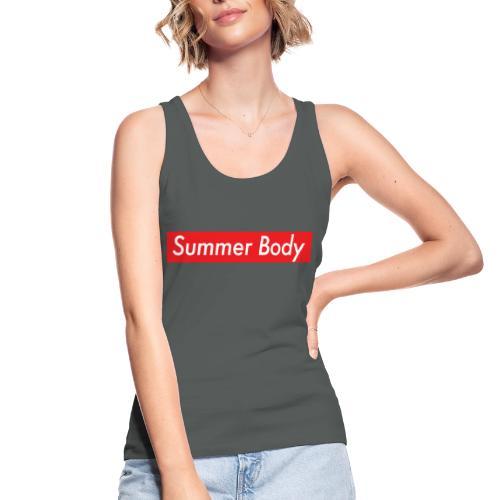 Summer Body - Débardeur bio Femme