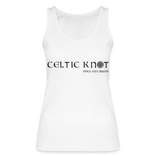 Celtic knot - Top ecologico da donna di Stanley & Stella