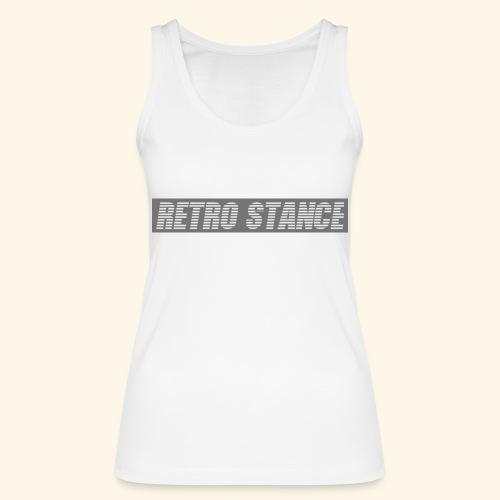 Retro Stance - Women's Organic Tank Top by Stanley & Stella