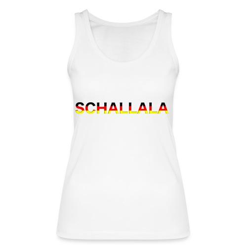 Schallala - Frauen Bio Tank Top von Stanley & Stella