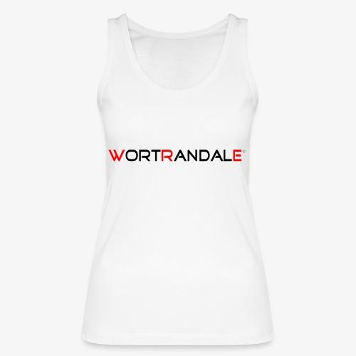 Wortrandale - Frauen Bio Tank Top von Stanley & Stella