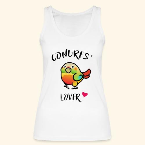 Conures' Lover: Ananas - Débardeur bio Femme