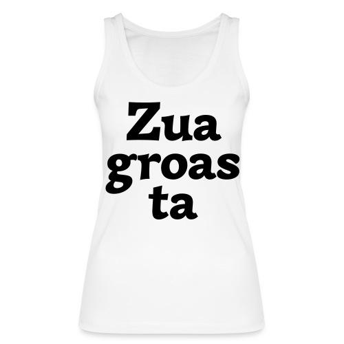 Zuagroasta - Frauen Bio Tank Top von Stanley & Stella