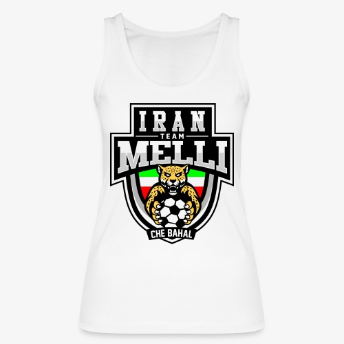 IRAN Team Melli - Frauen Bio Tank Top von Stanley & Stella