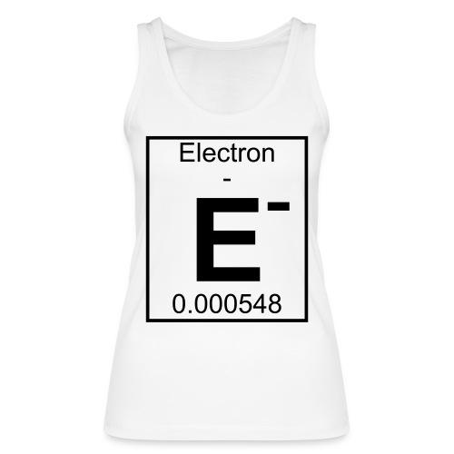 E (electron) - pfll - Women's Organic Tank Top by Stanley & Stella