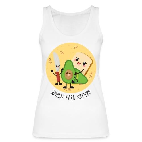 Amigos para siempre 2 - Camiseta de tirantes ecológica mujer de Stanley & Stella