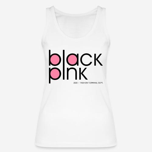 schwarzer rosa Modestil - Frauen Bio Tank Top von Stanley & Stella