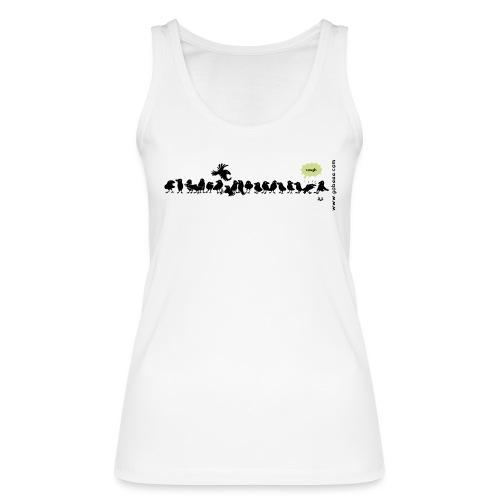 Corvids: ¡es una multitud! - Camiseta de tirantes ecológica mujer de Stanley & Stella