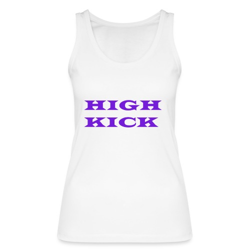 HIGH KICK HOODIE [LIMITED EDITION] - Women's Organic Tank Top by Stanley & Stella