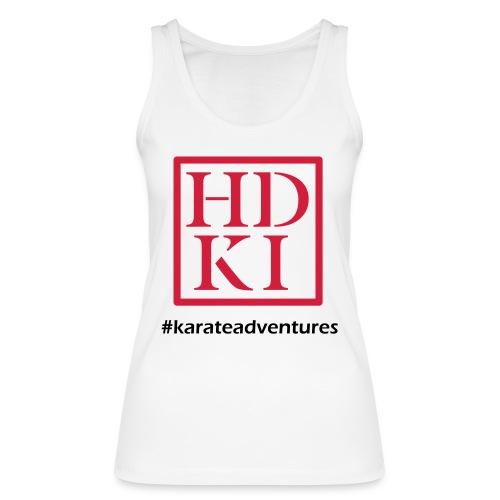 HDKI karateadventures - Women's Organic Tank Top by Stanley & Stella