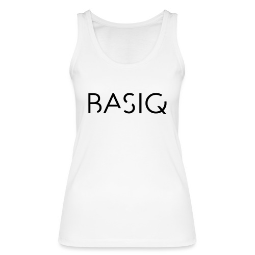 Basiq black - Frauen Bio Tank Top von Stanley & Stella